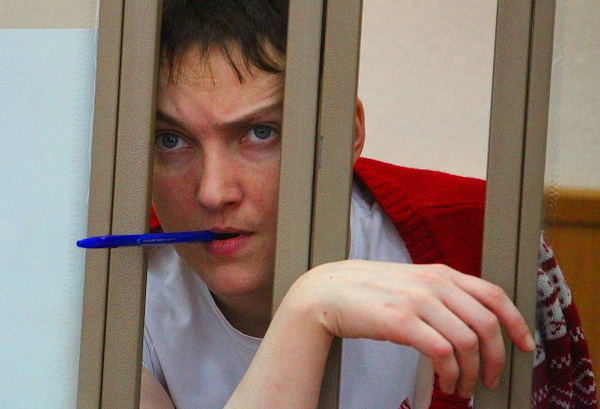 Савченко дали 22 года. Я не кровожадный, но тут всё правильно.
