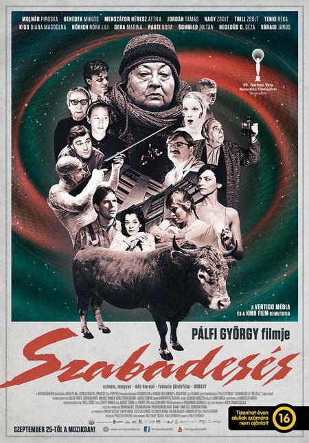 Szabadesés — если венгры, южнокорейцы и французы решили вместе снять арт-хаус… Отзыв