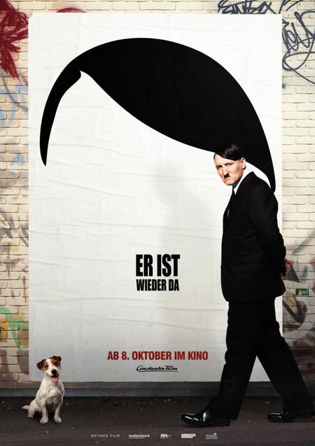 Гитлер — Он снова здесь.  Отзыв о фильме