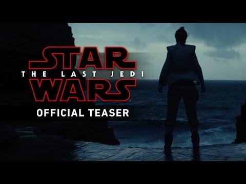 Вышел тизер восьмых Звёздных Войн: Последний джедай. Видео