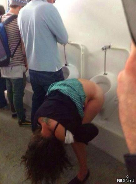 Пьяные Тупые Ужасные девушки. Фотоподборка третья